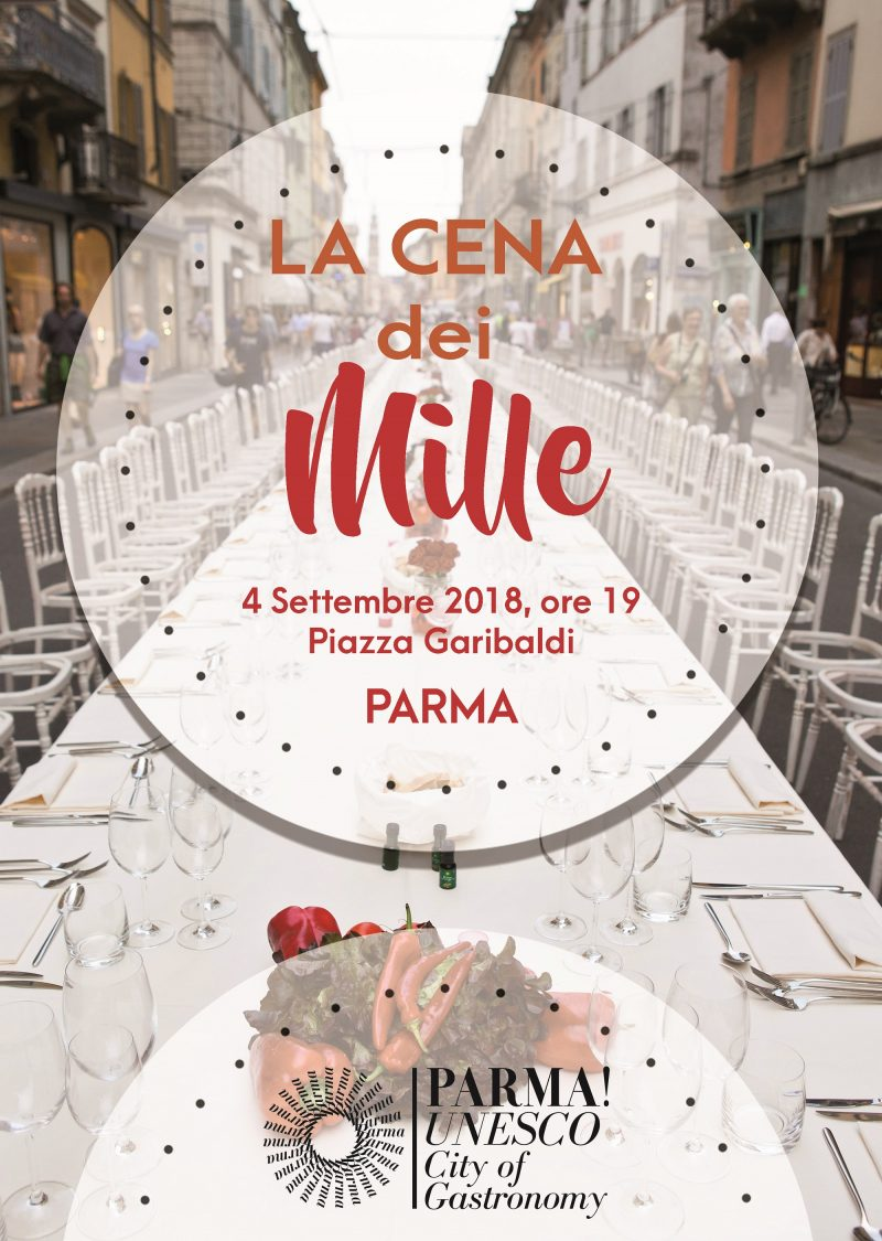 A Parma il Settembre Gastronomico profuma di solidarietà