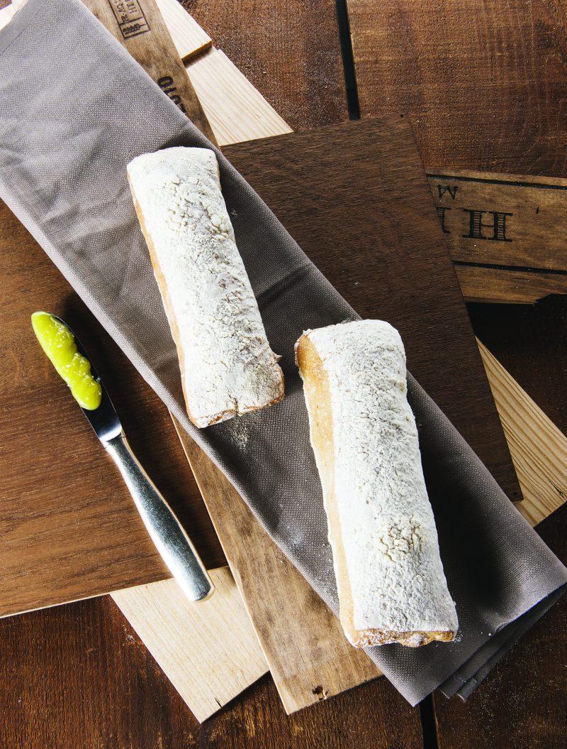 Fare il pane. Ricetta Ciabatta all'italiana