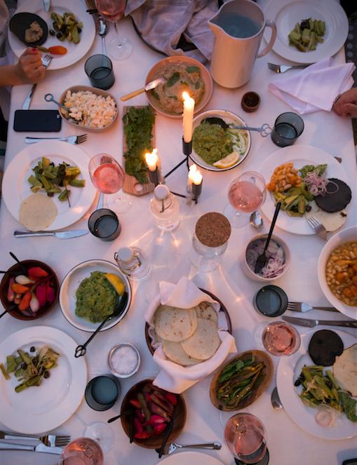 Sobremesa: le cene sono sempre più sociali