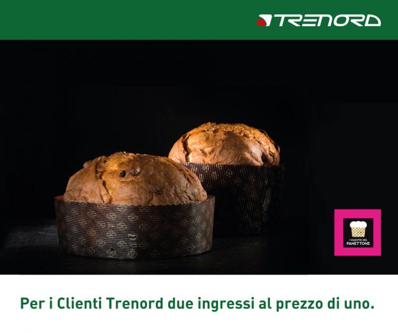 """Con Trenord a """"I Maestri del Panettone"""", l'evento dedicato al Panettone artigianale"""