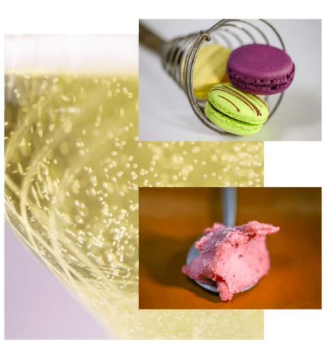 Gelato e champagne: il nuovo binomio firmato Cedrini Quenardel