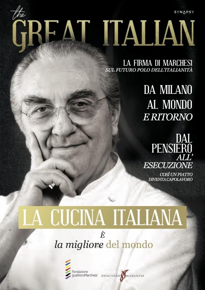 Un World tour per celebrare il Maestro dei cuochi, Gualtiero Marchesi