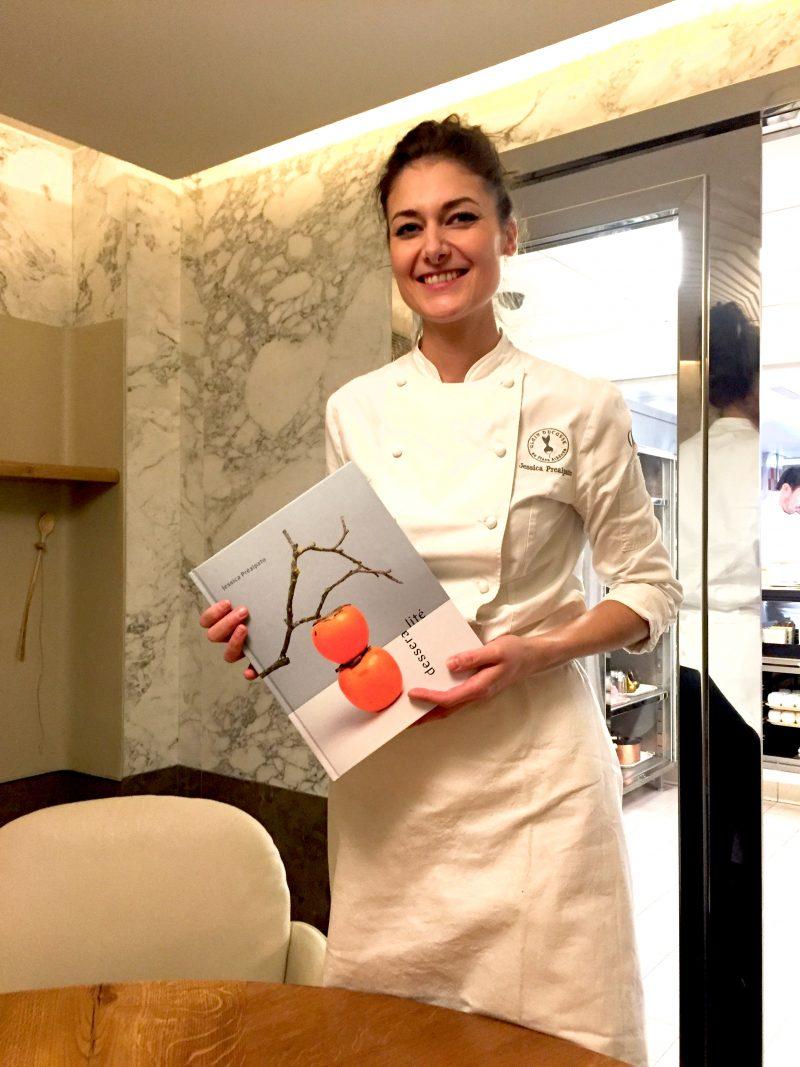 Il dessert si fa cucina: Jessica Préalpato e la pasticceria secondo Ducasse