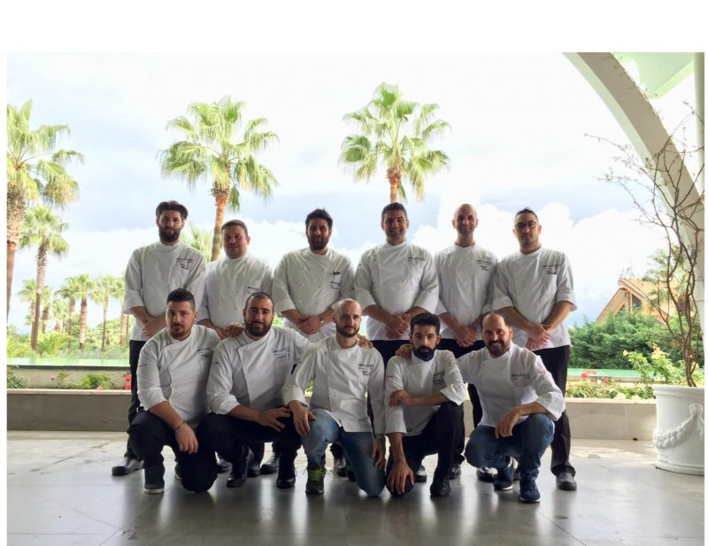 Culinary World Cup: in gara il Team della Costa del Cilento