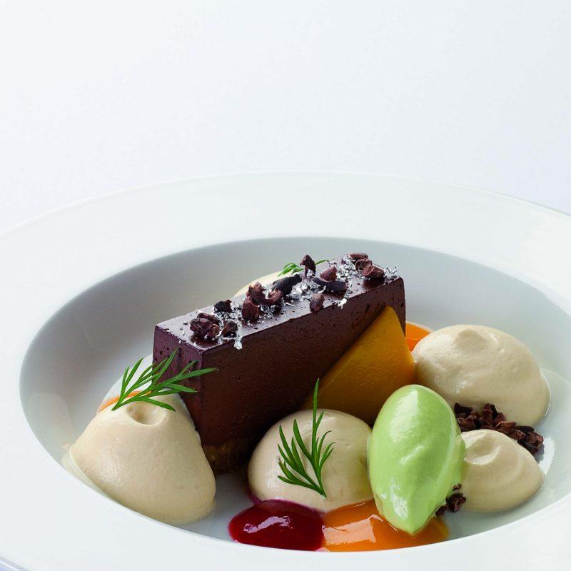 Macondo. Un Dessert di Pietro Leemann