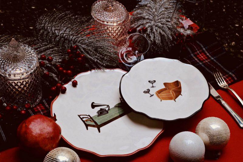 Come apparecchiare la tavola di Natale in modo impeccabile e con qualche nuova idea