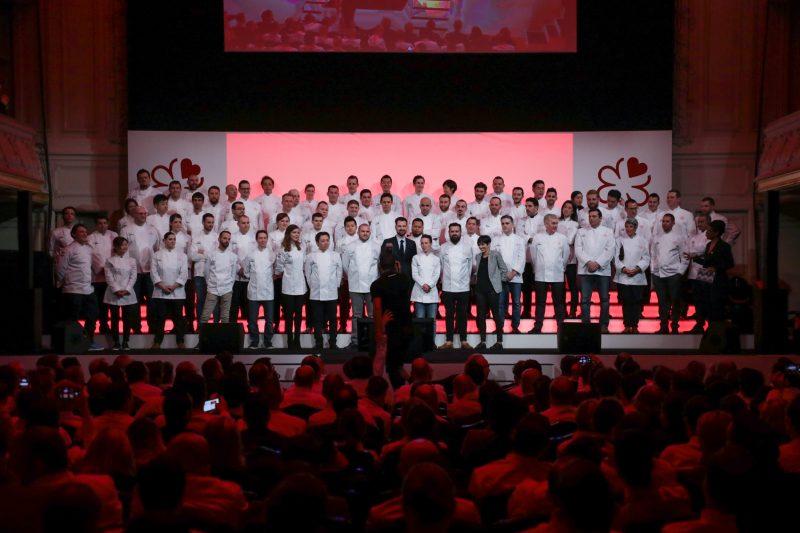 Michelin Francia 2019: cronaca di una cerimonia nel segno del dinamismo