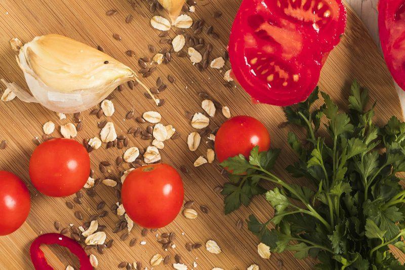 Verdure e cereali: la cucina stellata e di benessere