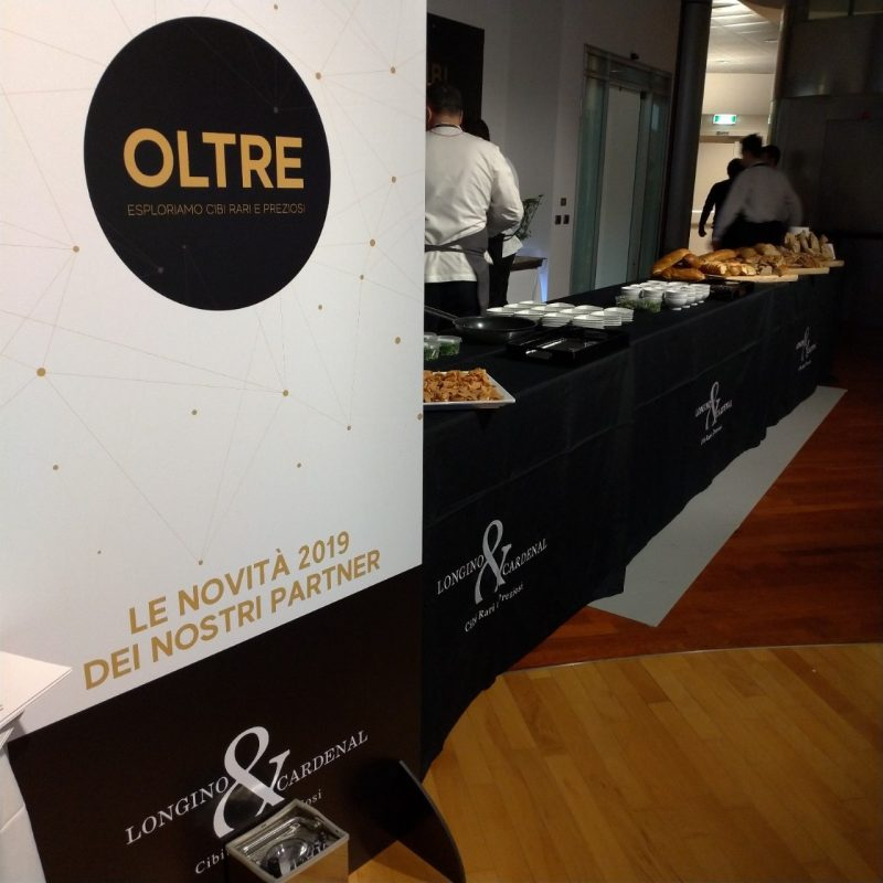Oltre – Convention 2019 by Longino&Cardenal
