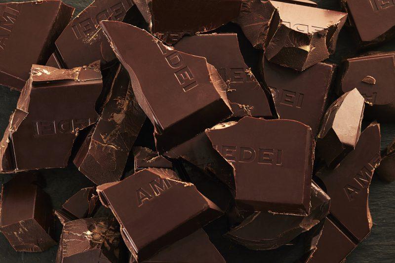 Il cioccolato Amedei per la gelateria artigianale