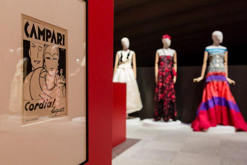 Galleria Campari: cultura da bere