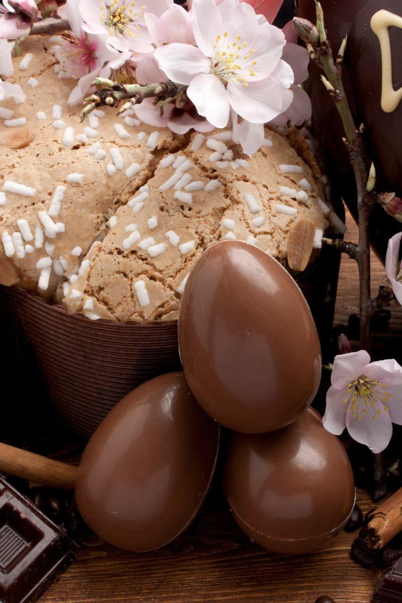 Il lievitato per la Pasqua