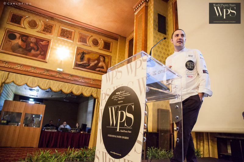 È italiano il miglior pastry chef 2019 dell'Asia: Fabrizio Fiorani premiato