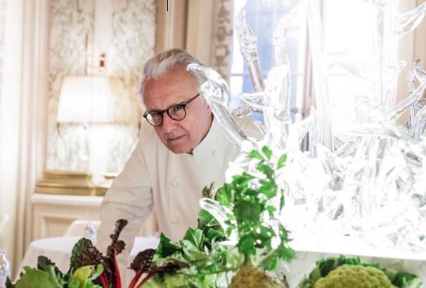 Alain Ducasse: un'intervista esclusiva sul lusso della sostenibilità