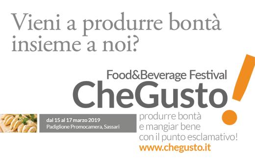 CheGusto! – Salone-Festival del cibo e delle bevande in Sardegna
