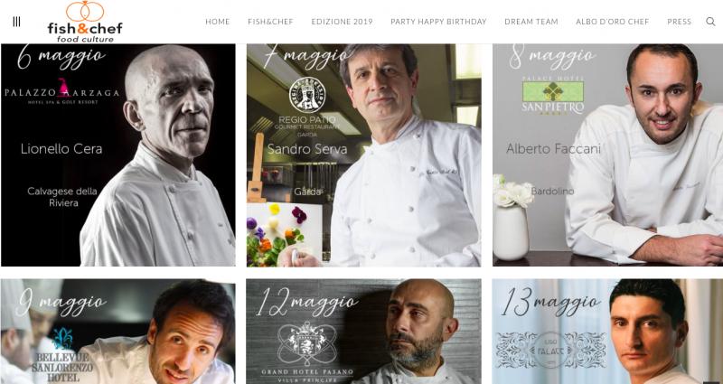 Si accendono le luci sulla Rivoluzione di Fish&Chef
