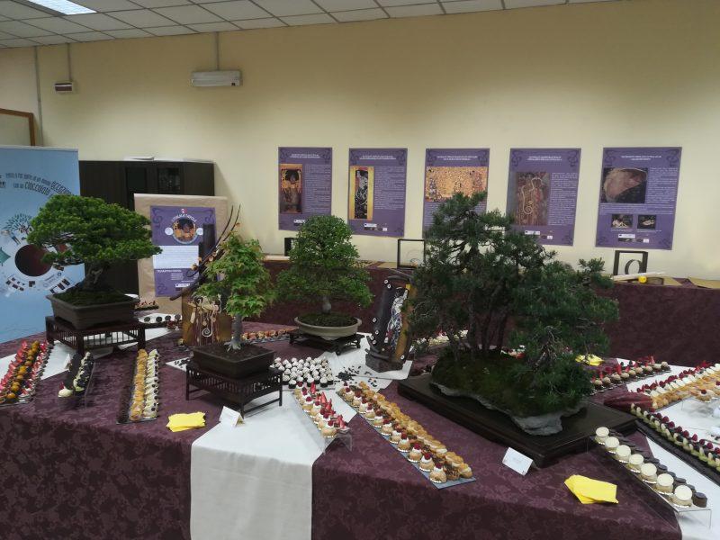 Dialogo tra Klimt e il cioccolato