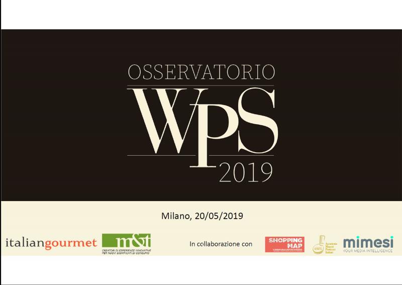 Le Nuove Tendenze in Pasticceria nell'Osservatorio esclusivo WPS