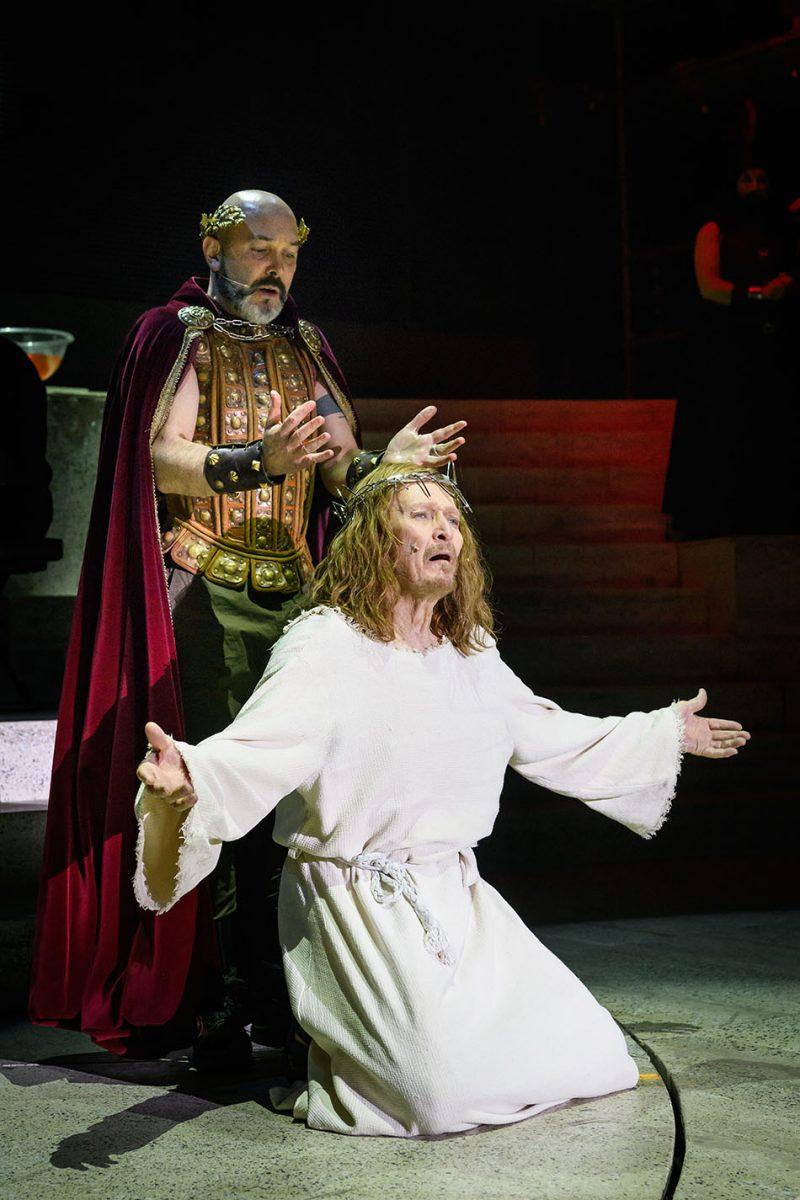 Dopo teatro, una cena con il cast di Jesus Christ Superstar