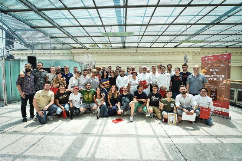 Gambero Rosso presenta la guida Pane&panettieri d'Italia