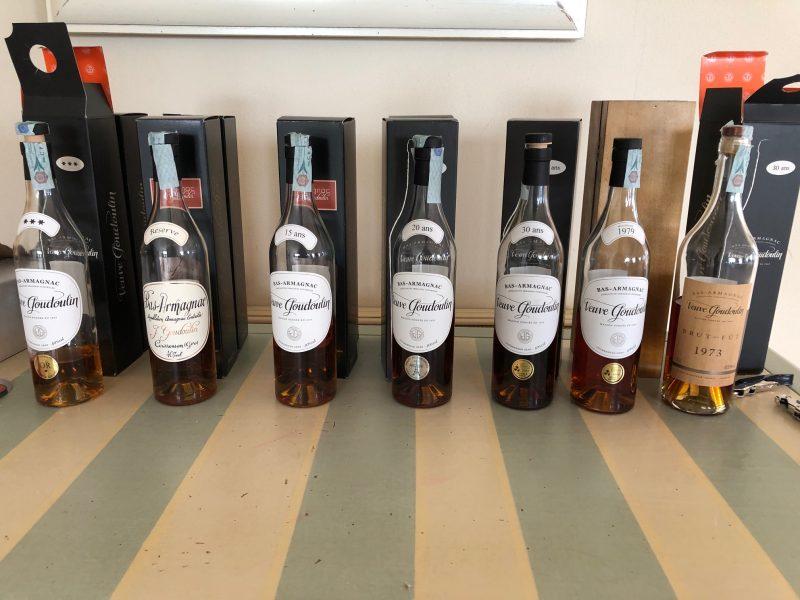 I distillati francesi, questi sconosciuti