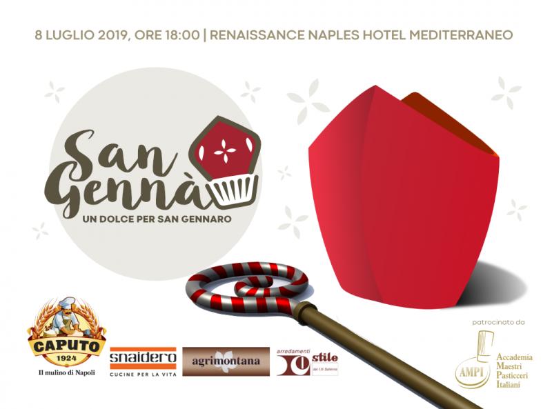 San Gennà… Un Dolce per San Gennaro: i finalisti