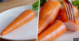 La carota di carne
