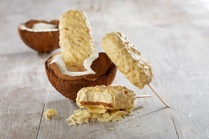 Snack cocco e burro salato di Antonio Montalto