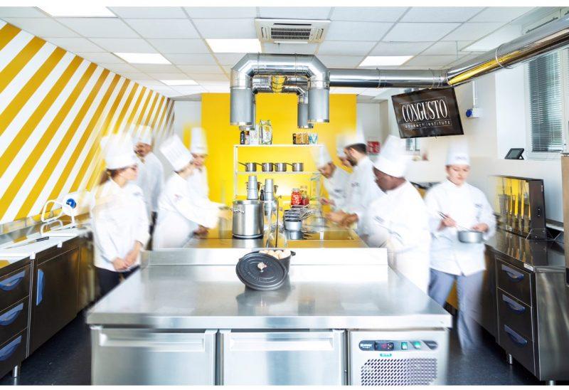 Congusto Gourmet Institute: a settembre la Open Week dedicata alla formazione e alle professioni del gusto