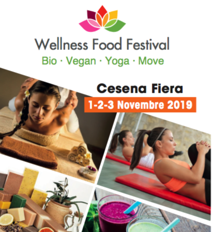Wellness Food Festival: il benessere a Cesena