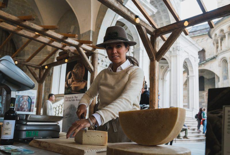 Forme: dal 17 ottobre Bergamo capitale dei formaggi