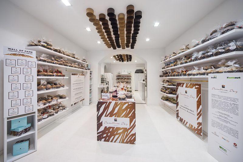 Inaugurato il Temporary Store di Panettone Day