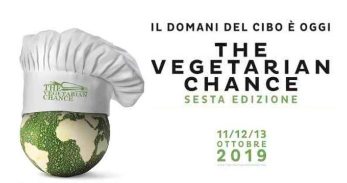 The Vegetarian Chance: dall'11 al 13 ottobre a Torino arriva il Festival