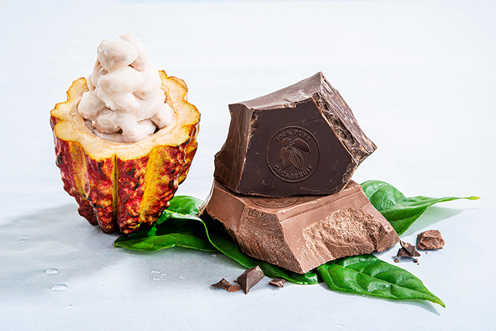 Wholefruit Chocolate: 100% cacao puro