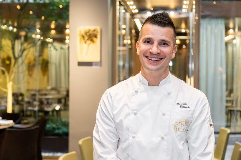Marcello Corrado e la cucina stellata di Podere Forte