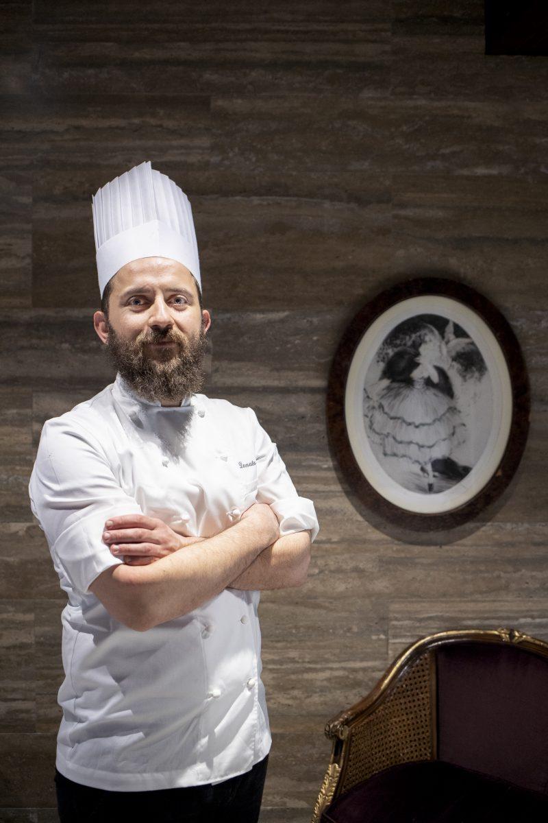 Le due Stelle Michelin al Glam di Venezia hanno un nome: Donato Ascani