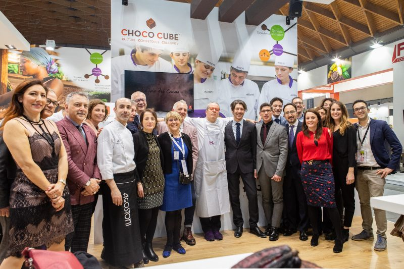 Sigep 2020 firmato ICAM: novità di prodotto, cooking show, degustazioni e un Live Show di Ernst Knam
