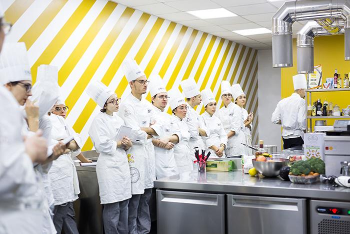 Congusto Gourmet Institute: sabato 11 gennaio il primo open day del 2020