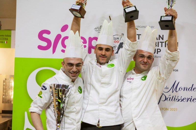 Massimo Pica, il campione seniores del cioccolato
