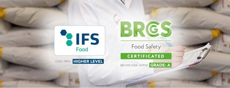 Nuove Certificazioni BRC e IFS per Il Granaio Delle Idee