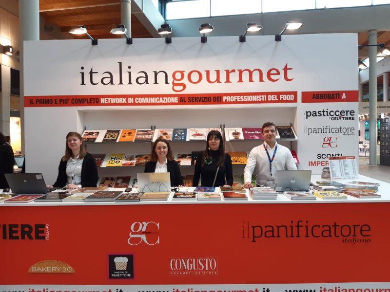 I libri di Italian Gourmet protagonisti a Sigep 2020