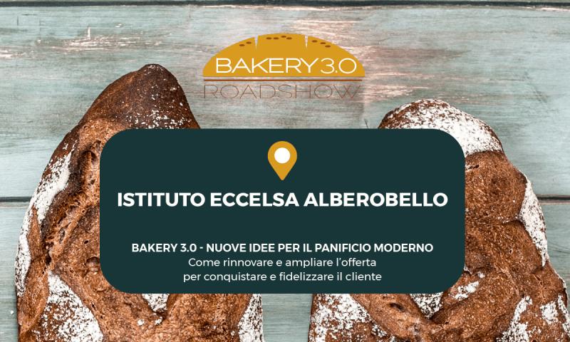Bakery 3.0 Roadshow – Nuove idee per il panificio moderno