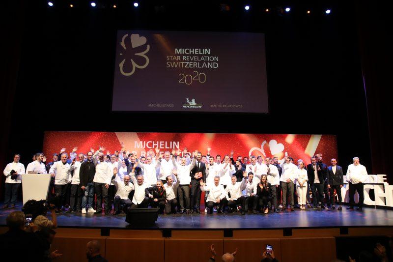 Michelin Star Revelation 2020: 20 nuove stelle brillano sulla Svizzera