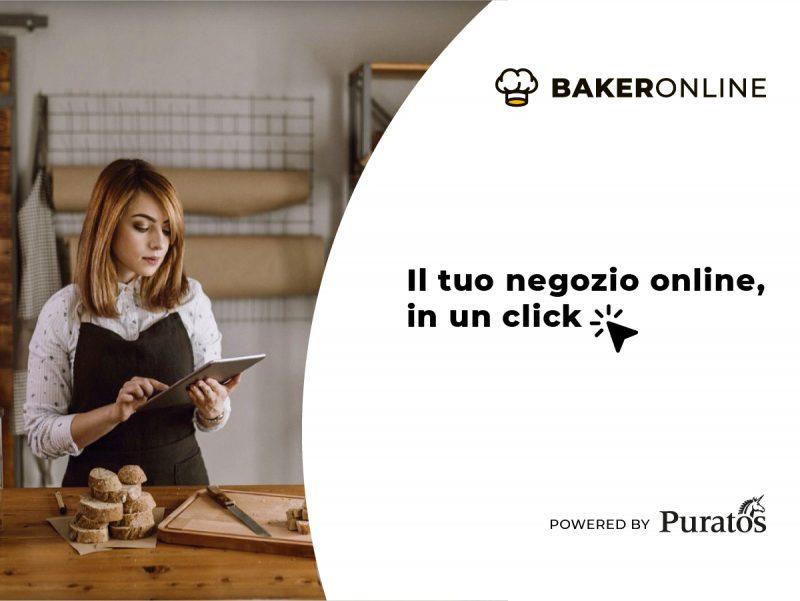 Bakeronline, il tuo negozio online in un click grazie alla piattaforma con Puratos