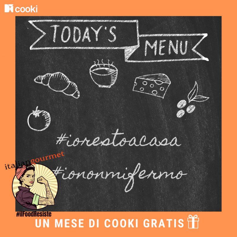 Cooki: un mese gratuito per gli operatori del food