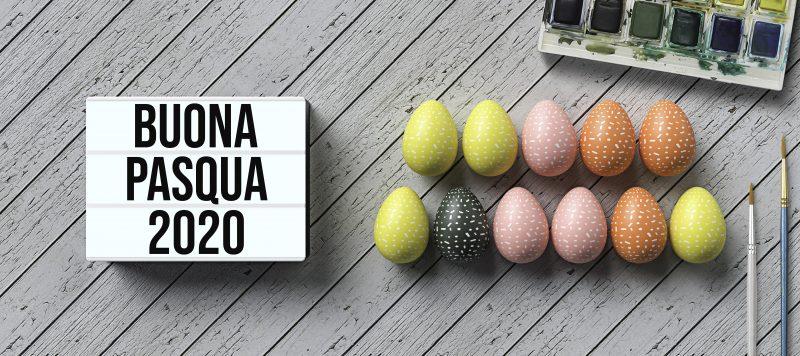 #Pasqua 2020: la colomba e l'uovo volano sulle ali del web