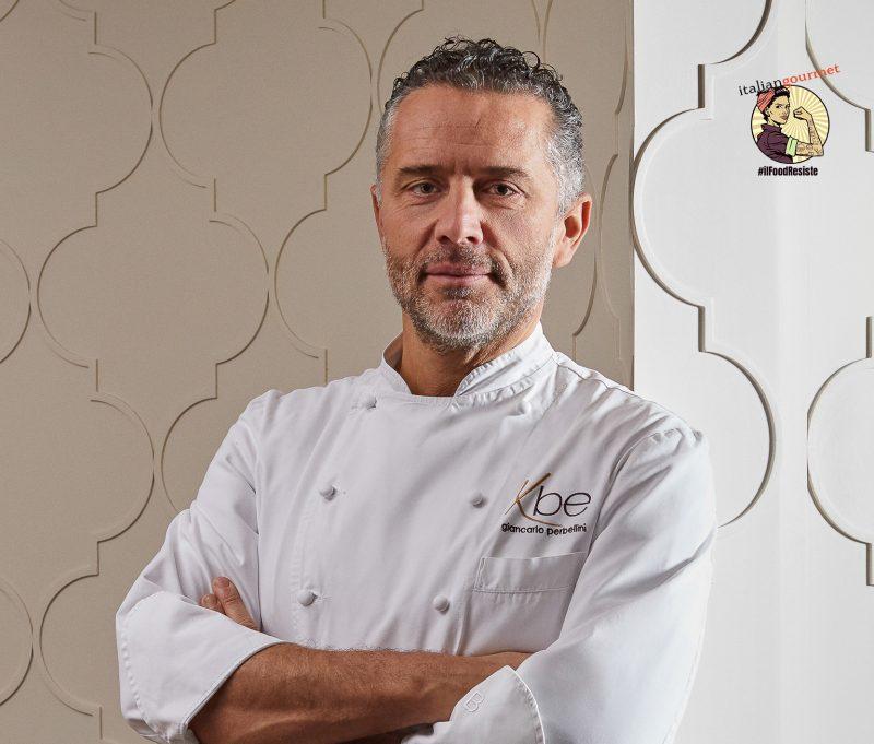 Giancarlo Perbellini dà appuntamento sul web con i corsi online di cucina