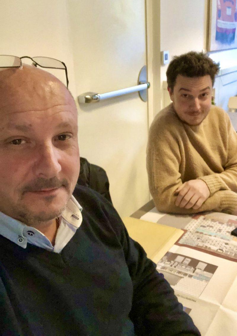 Marco Gabriele, Spazio Genio: Forza e andiamo avanti!