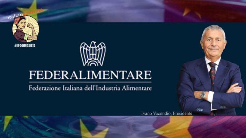 Federalimentare: difendere il made in Italy e chi è in difficoltà