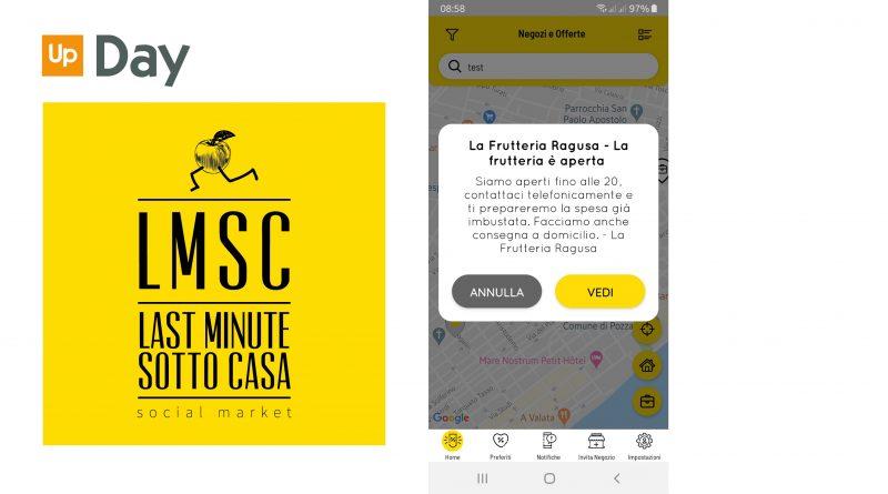 LastMinuteSottoCasa: l'app anti-spreco alimentare